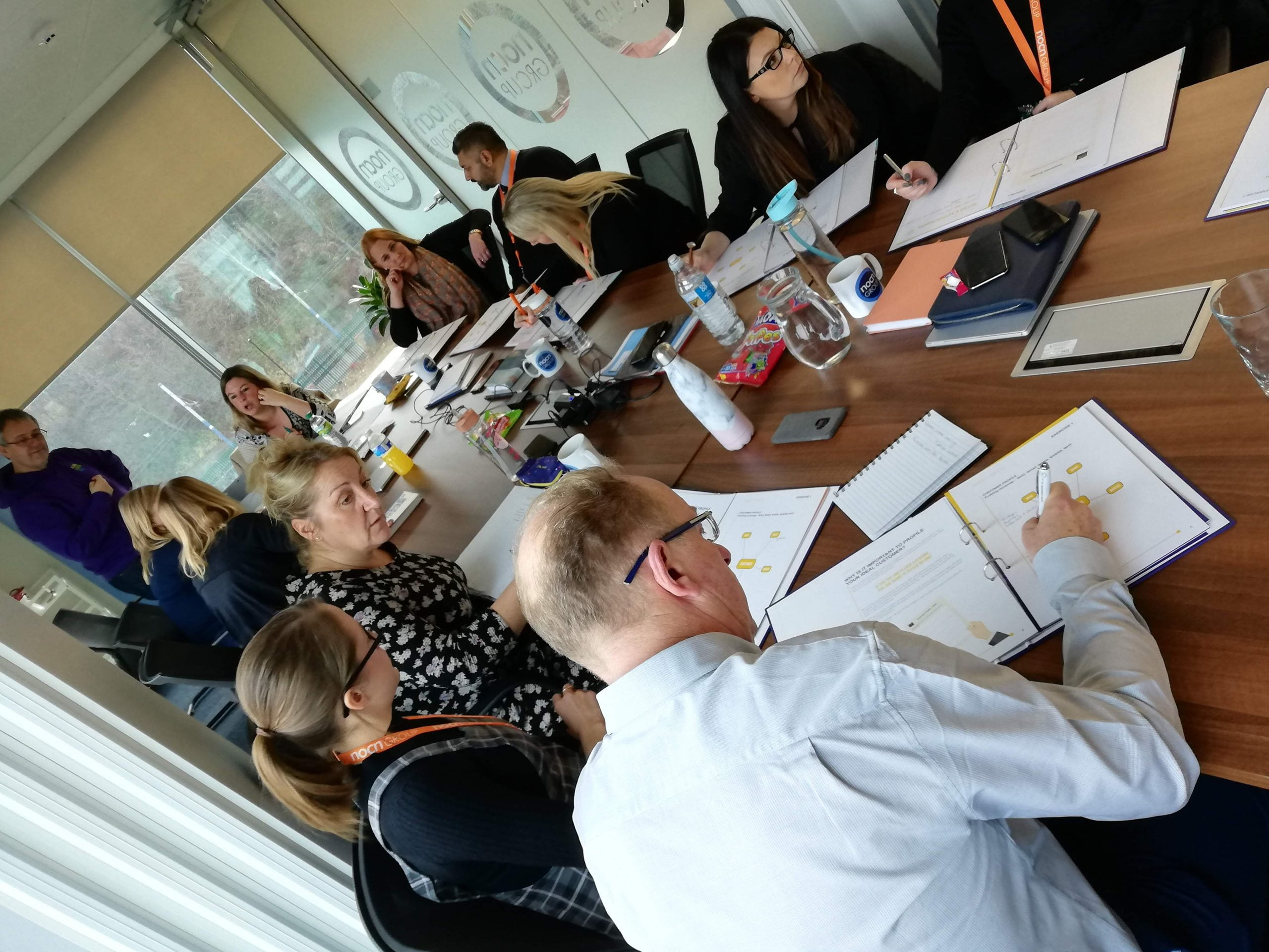 the plan grow do sales training program in sheffield