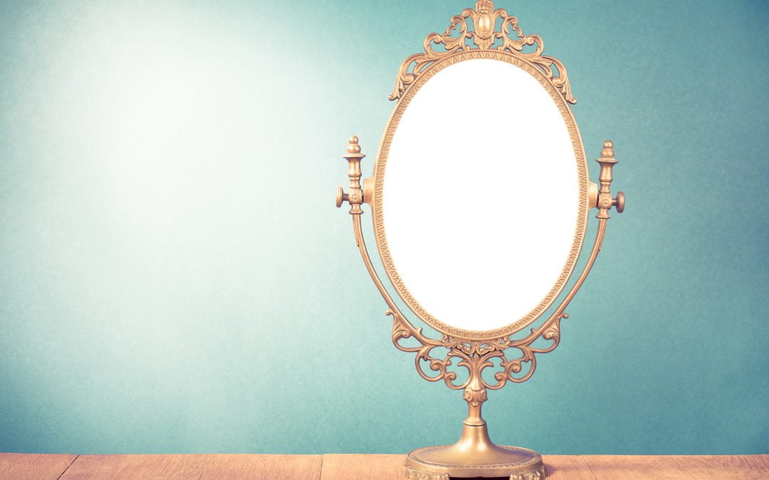 Mirror Mirror on The Wall Who's to Blame for it All