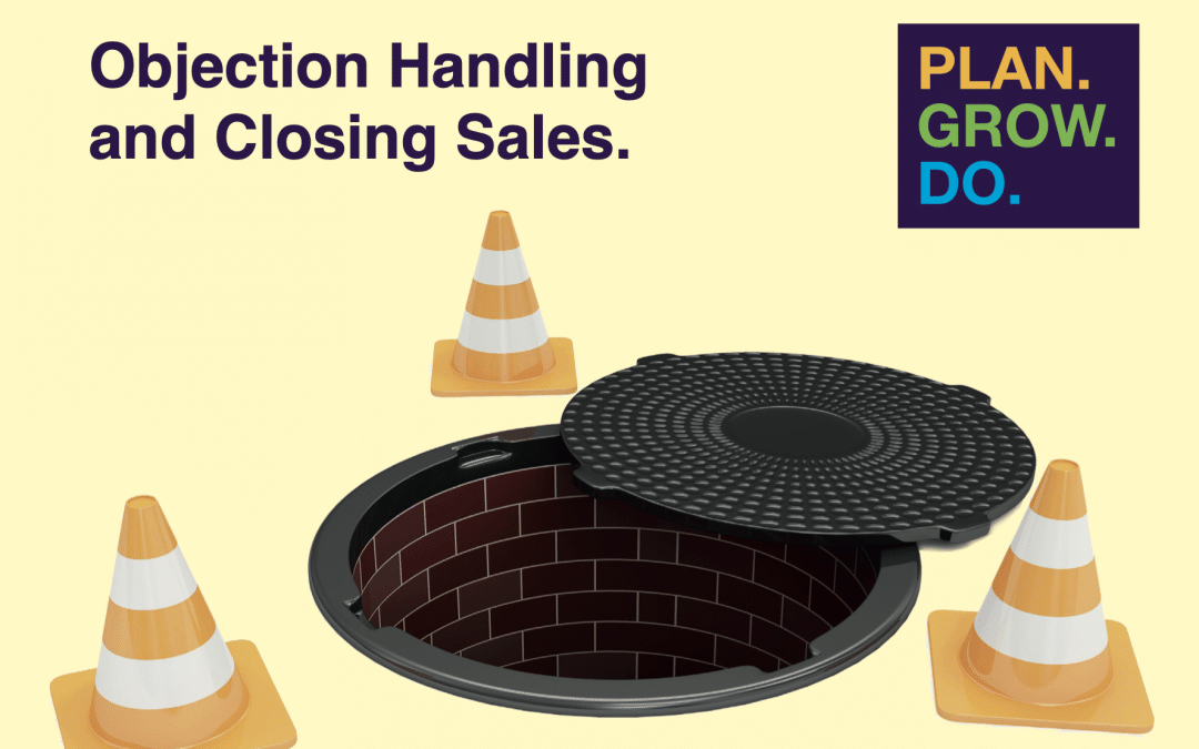 Objection Handling and Closing Sales