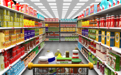 Networking is like your trip to your supermarket.