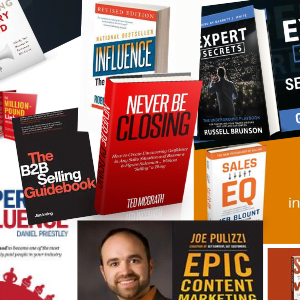 the books which influenced sales training by programme by plan grow do