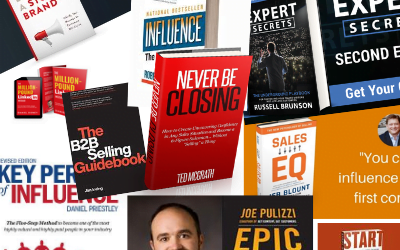 The best sales books that support the Plan. Grow. Do. sales training methodology.